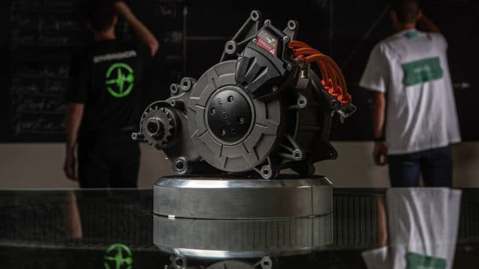 Energica develops a lighter, more efficient electric motor for motorcycles.
