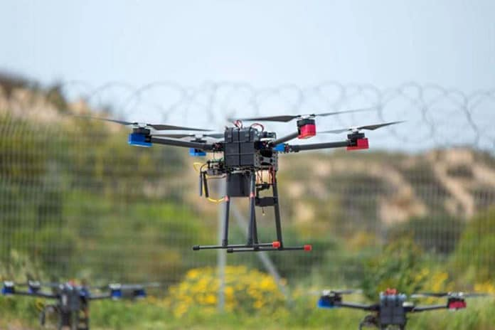 Israel used first-ever AI-guided combat drone swarm in Gaza attacks.