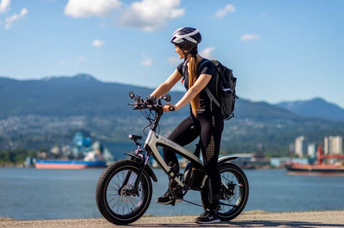 The Ultima ebike offers safety, unique look and performance.