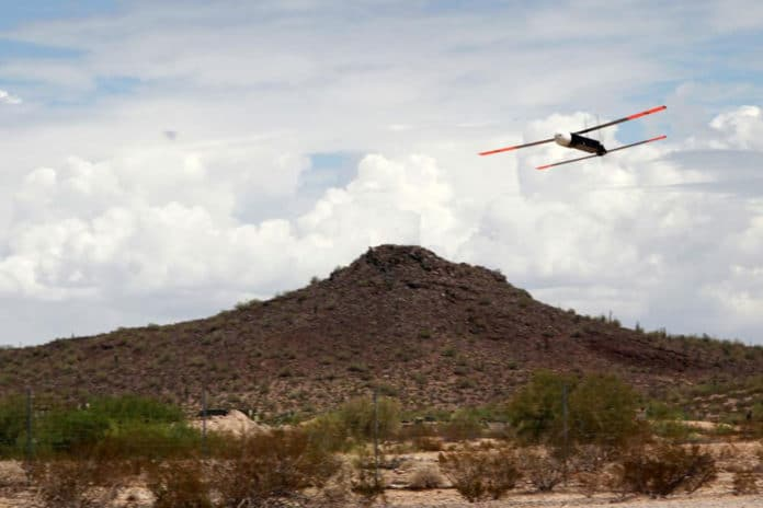Raytheon's reusable Coyote interceptor defeats a drone swarm in army test