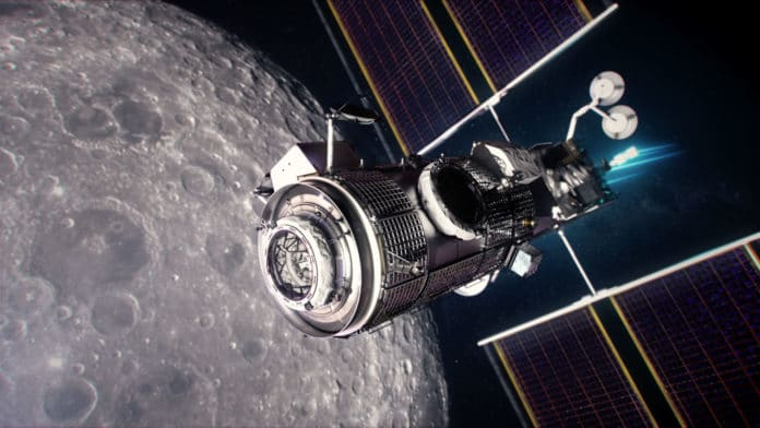 Northrop Grumman to build moon outpost living quarters for Gateway