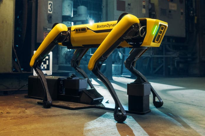 Boston Dynamics' Spot robot dog learns to replan routes on its own.