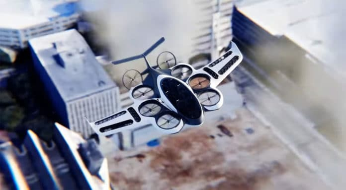 Paragon to test its liquid hydrogen-fueled Soar eVTOL with 800 miles range.