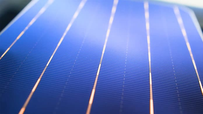 UNSW Engineering graduates swap silver for copper to set a world record for efficiency in silicon solar cells.