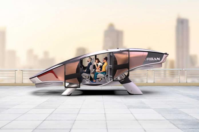 World's first wingless, compact eVTOL aircraft moves a step closer to reality.