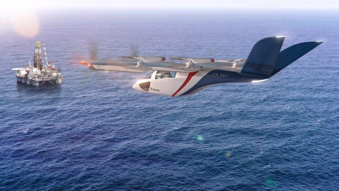Vertical has developed the VA-X4, a piloted eVTOL aircraft.