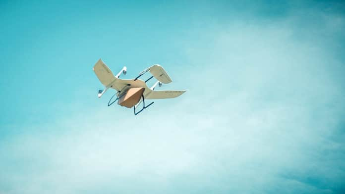 Wingcopter drones safely fly blood samples in Germany.