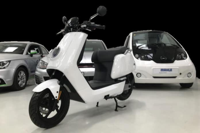 Allotrope's tchnology would suit a wide range of small vehicles, including e-scooters.