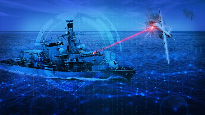 The advanced laser and radio frequency demonstrators will be field tested on land and sea.
