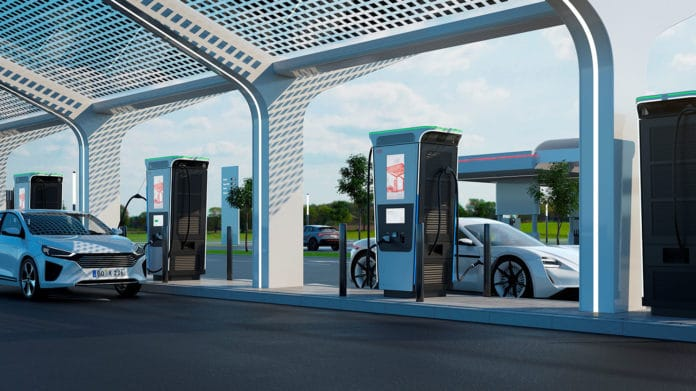 World's fastest EV charger provides full charge in 15 minutes or less.