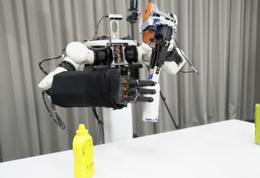 Honda Avatar Robot will make virtual mobility possible.