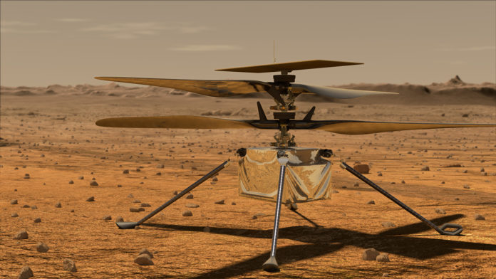 Ingenuity Mars Helicopter delayed its Flight 14 because of an anomaly.