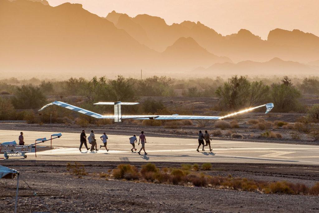 Zephyr achieved 36 days of stratospheric flight, across two 2021 flights.